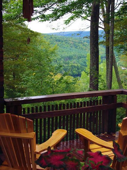 Killington vermont mountain cabin for Vermont mountain cabins