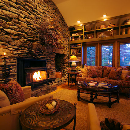 Vermont Mountain Cabin Rental