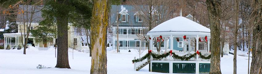 Quaint Vermont Villages Near Our Vermont Mountain Cabin Rental
